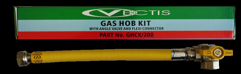 Extendable Gas Hob Kit