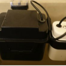 Electronic unit and battery pack